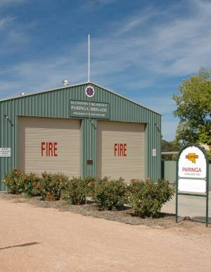 Paringa Fire Station