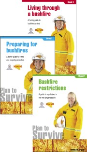 Fire Prevention brochures