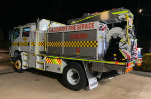 South Australian Country Fire Service Promotions Unit