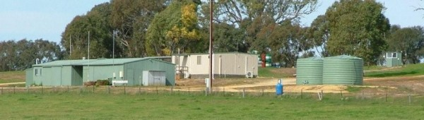 The Training Classrooms at Naracoorte