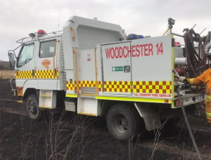 Woodchester 14 appliance