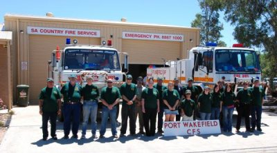 Port Wakefield 61st birthday